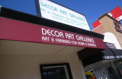 Decor Art Galleries - Studio City, CA