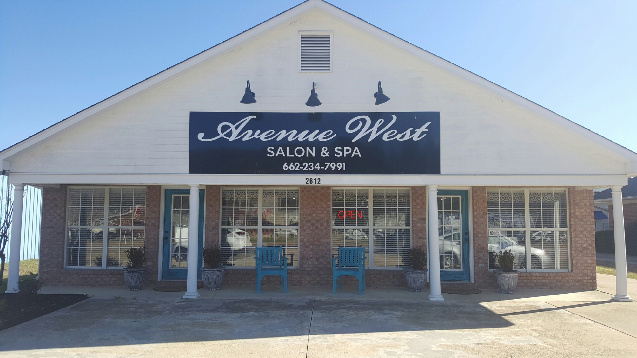 Avenue West Salon And Spa 2612 W Oxford Loop Oxford Ms 38655 Yp