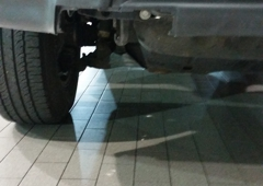Maaco Collision Repair & Auto Painting - North Charleston, SC. wrong valance installed with missing tow hook cover