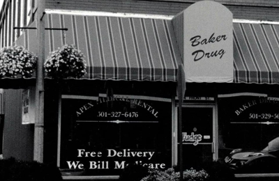 Apex Medical Rental Inc. - Conway, AR. Apex Medical Rentals is conveniently located inside of Baker Drug.