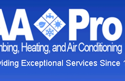 AAPro Plumbing Heating & Air Conditioning LLC