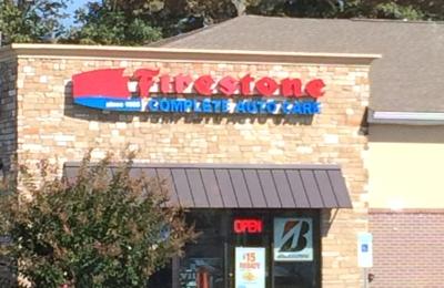 Firestone Complete Auto Care - Concord, NC