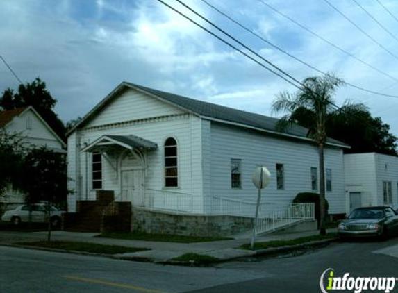Friendly Missionary Baptist Church - Tampa, FL