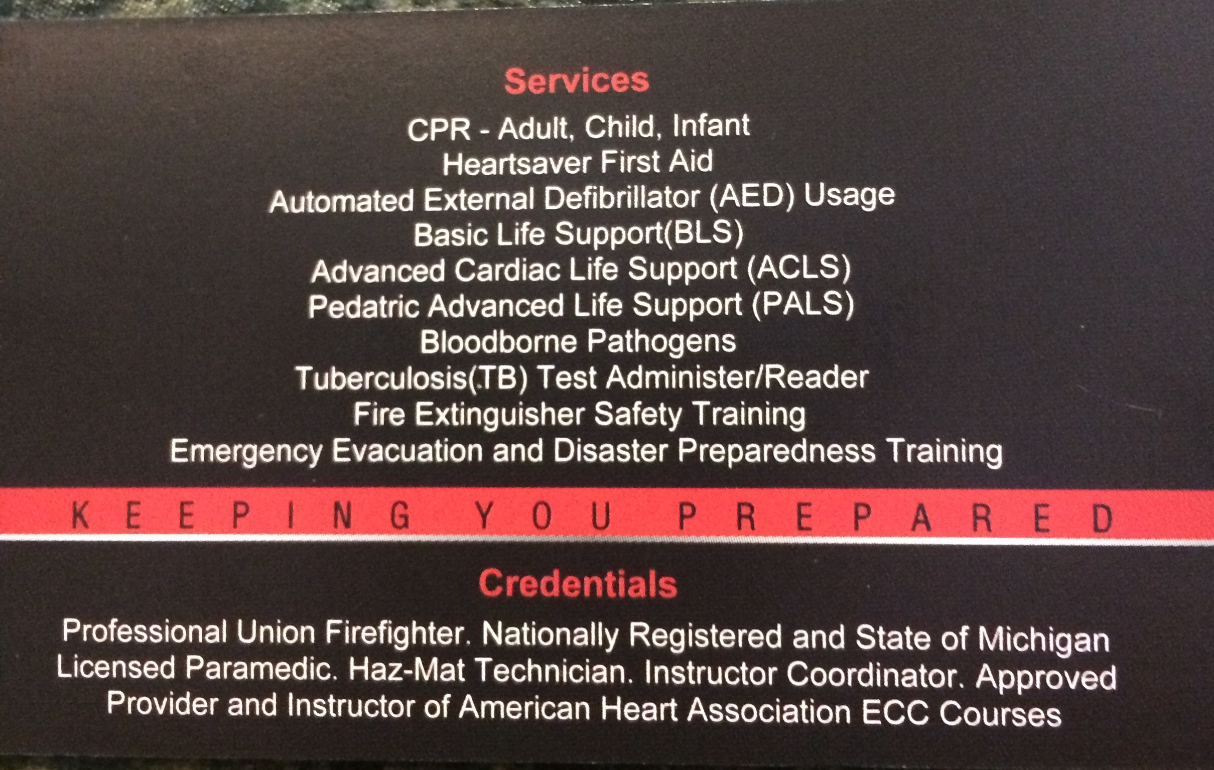 New Image Of Bls Certification Mn Business Cards And Resume