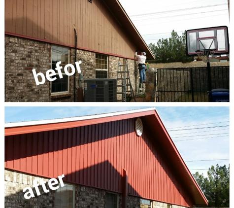 New Look Improvement Co - El Paso, TX