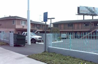 Flamingo Motel San Ysidro Ca