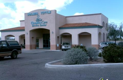Holmes Tuttle Ford >> Holmes Tuttle Ford Lincoln Mrc 12945 N Oracle Rd Tucson Az