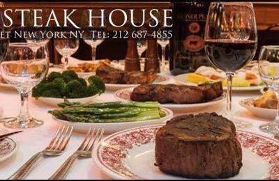 Sparks Steak House - New York, NY