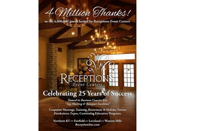 Receptions Banquet & Conference Center - Erlanger, KY