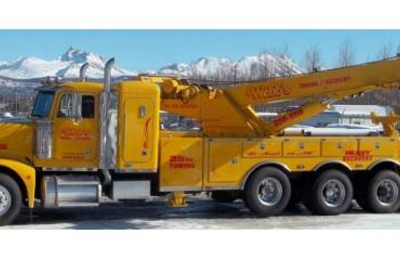 Webb's Towing & Recovery - Anchorage, AK