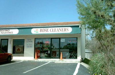 Rose Cleaners & Laundry - San Antonio, TX