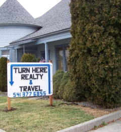 Turn Here Realty & Travel - Pendleton, OR