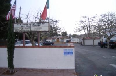 S F V Lodge - Mountain View, CA