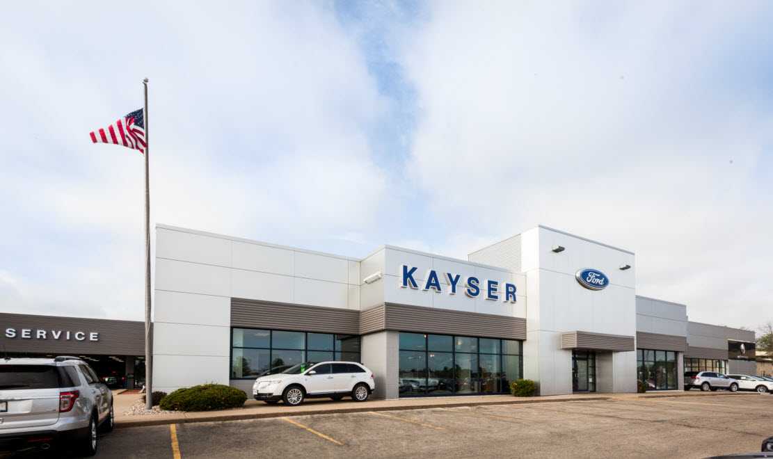 Kayser Ford Lincoln 2303 W Beltline Hwy Madison Wi 53713