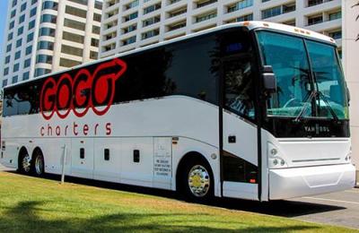 Gogo Charters - Los Angeles, CA