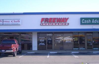 Freeway Car Insurance Fresno 5410 N Blackstone Ave Fresno Ca