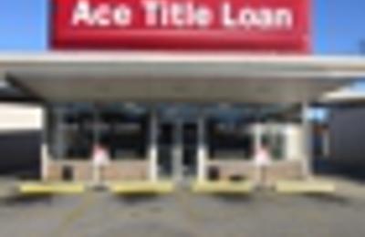Ace Title Loan Title Loan - Mobile, AL
