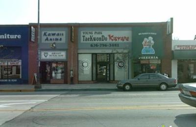 Young Park Taekwondo-Karate - Pasadena, CA