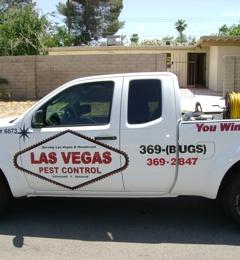 Las Vegas Pest Control - Las Vegas, NV