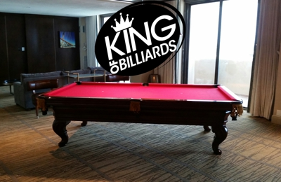 King Of Billiards Nw Th St Miami Gardens FL YPcom - King of pool table
