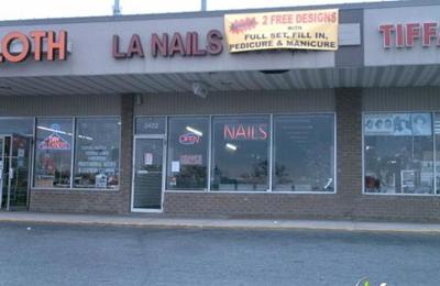La Nails - Halethorpe, MD