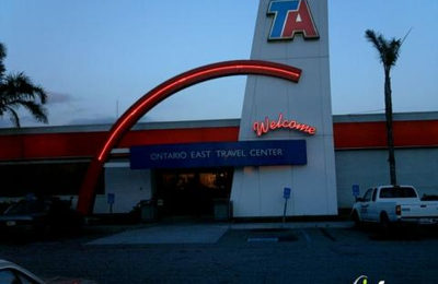 TravelCenters of America - Ontario, CA