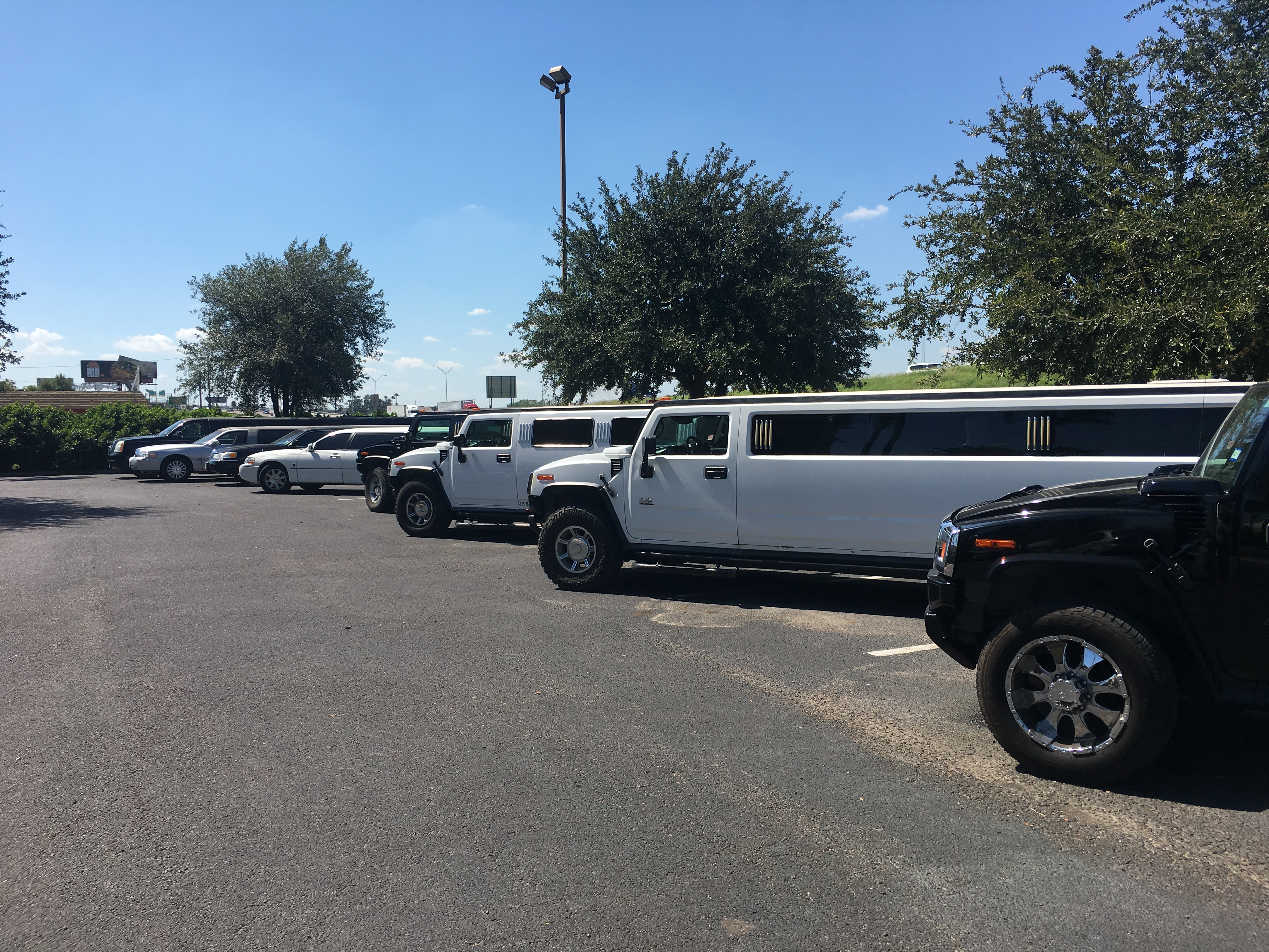 ALL OVER THE VALLEY LIMO SERVICE Mcallen TX YP