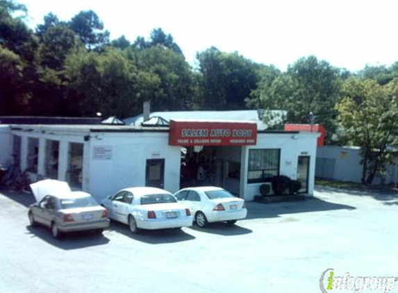 Salem Auto Body - Salem, MA