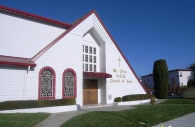 Mount Olive Aoh Church of God - Menlo Park, CA