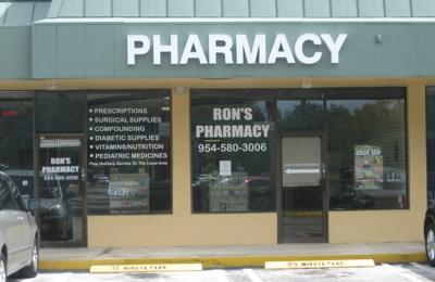 Ron's Pharmacy - Fort Lauderdale, FL