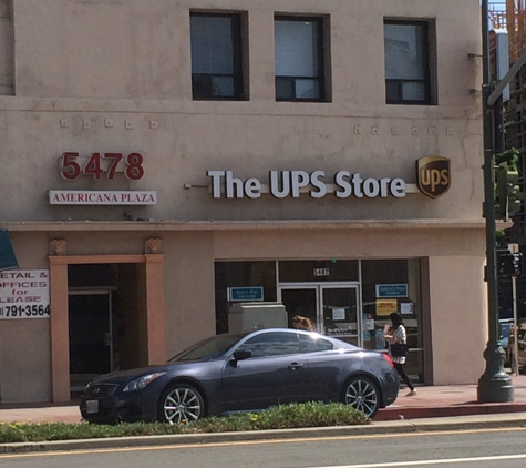 The UPS Store - Los Angeles, CA. The UPS Store in Los Angeles