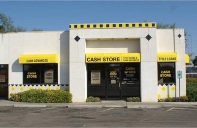 Cash Store - San Angelo, TX