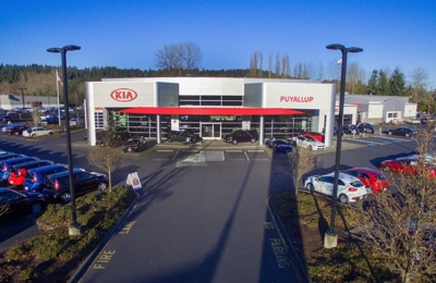 Kia Of Puyallup - Puyallup, WA. Welcome to Kia of Puyallup!  Oil changes for life when you a purchase your new Kia from us!
