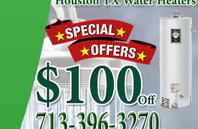 Houston TX Water Heaters - Houston, TX