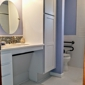 Bentz Remodeling - Tallahassee, FL. Wheelchair accessible Vanity