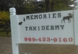 Memories taxidermy - sanford, MI