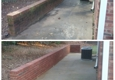 Clean Solutions Roof Cleaning & Pressure Washing - Fairburn, GA. Pressure washing to clean concrete and brick surfaces. We service Newnan, Fairburn, Peachtree City, Fayetteville, Tyrone, & Atlanta Ga