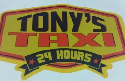 Tony's Taxi - Atlanta, GA. Tony's taxi logo tonystaxillc.com