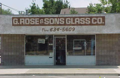Rose & Sons Glass - Brentwood, CA