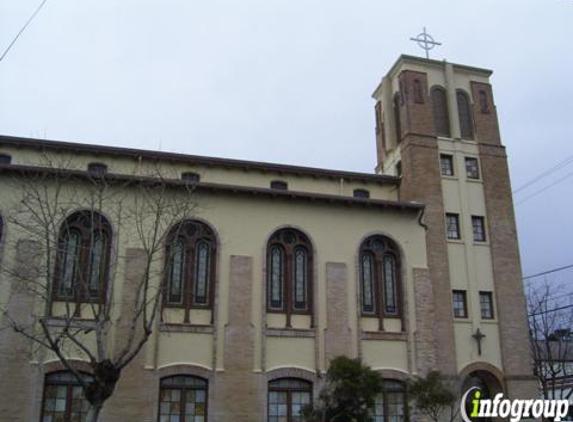 Lincoln Park Presbyterian Church - San Francisco, CA