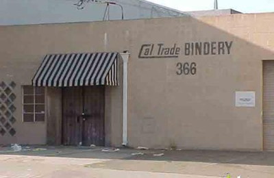 Cal Trade Bindery - Oakland, CA