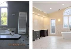 Old Bay Remodeling - Elkridge, MD. Bathroom remodeling before and after Old bay remodeling Glenelg MD
