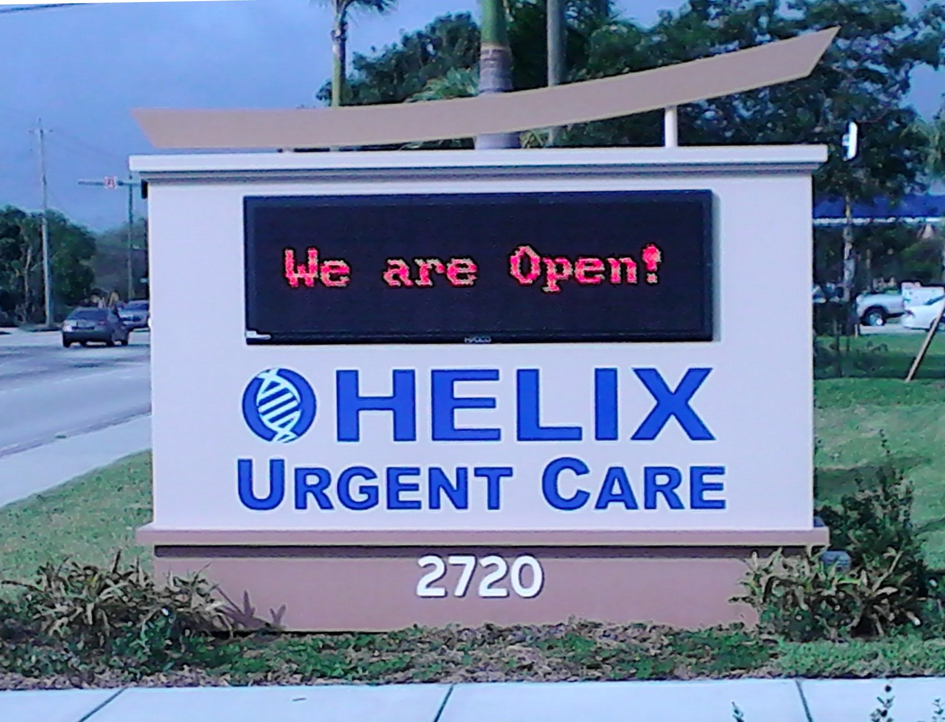Helix Urgent Care Palm Springs Lake Worth 2720 10th