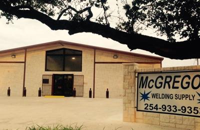 McGregor Welding Supply Co - Belton, TX. New location: 110 S. Wheat Road, Belton TX 76513