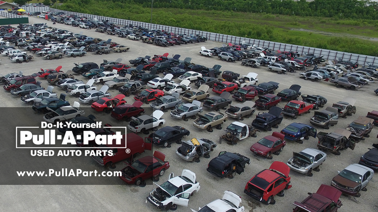 Car Part Com Used Auto Parts >> Pull A Part 2505 Producers Ln Indianapolis In 46218 Yp Com