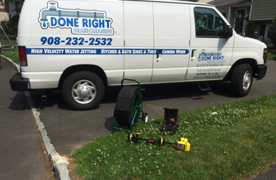 Done Right Drain Cleaning