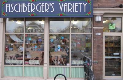 Fischberger's Variety - Milwaukee, WI