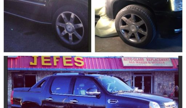JEFES Automotive Services - San Antonio, TX