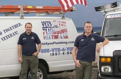 Vets 4 You Plumbing Heating & Air - Oceanside, CA