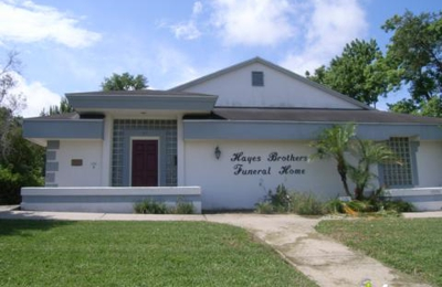Hayes Brothers Funeral Home - Eustis, FL